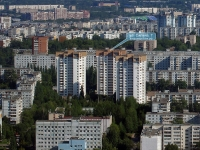 Samara, Silin st, house 7. Apartment house