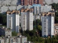 Samara, Silin st, house 7. Apartment house