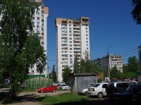 Samara, Silin st, house 9. Apartment house