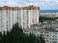 Samara, st Silin, house 9. Apartment house