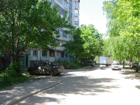 Samara, Silin st, house 12. Apartment house