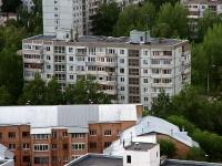 Самара, улица Силина, дом 12. многоквартирный дом