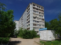 Samara, Silin st, house 13. Apartment house
