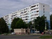 Samara, st Silin, house 14. Apartment house