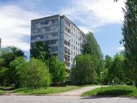 Samara, st Silin, house 15. Apartment house