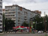 Samara, st Silin, house 17. Apartment house