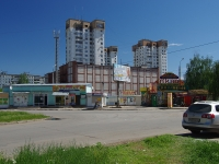 Самара, улица Силина, дом 3. гараж / автостоянка ГСК №820