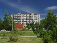 Samara, st Silin, house 11. Apartment house