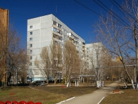 neighbour house: st. Krasnogvardeyskaya, house 4. Apartment house