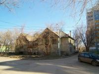 Samara, st Krasnogvardeyskaya, house 7. Apartment house