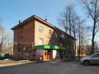 Samara, st Krasnogvardeyskaya, house 8.