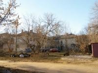 Samara, Sergey Lazo st, house 1. Apartment house