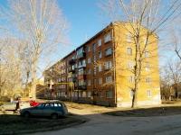 Samara, st Sergey Lazo, house 2. Apartment house