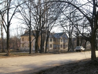 Samara, st Sergey Lazo, house 3. Apartment house
