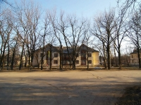 Samara, st Sergey Lazo, house 5. Apartment house