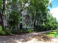 Самара, улица Сергея Лазо, дом 25. многоквартирный дом