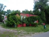 Самара, улица Сергея Лазо. неиспользуемое здание