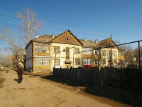 neighbour house: st. Parizhskoy kommuny, house 12. Apartment house