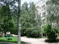 Samara, Saranskaya st, house 17. Apartment house