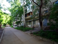 Samara, Saranskaya st, house 11. Apartment house
