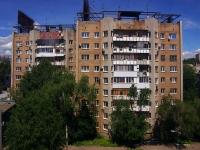 Samara, st Sportivnaya, house 3. Apartment house