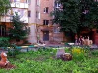 Samara, Sportivnaya st, house 1. Apartment house