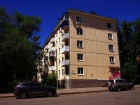 neighbour house: st. Sportivnaya, house 10. Apartment house