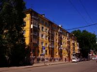 Samara, st Sportivnaya, house 12. Apartment house