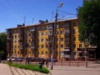 Самара, улица Спортивная, дом 12. многоквартирный дом