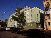 neighbour house: st. Sportivnaya, house 25А. Apartment house