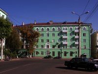 neighbour house: st. Sportivnaya, house 25В. Apartment house