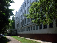 neighbour house: st. Sportivnaya, house 30. office building
