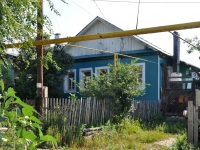 Samara, st Stepan Khalturin, house 9. Private house