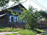 Samara, st Stepan Khalturin, house 21. Private house