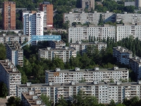 Samara, Tashkentskaya st, house 208. Apartment house