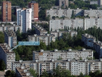 Samara, Tashkentskaya st, house 210. Apartment house