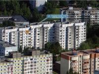 Самара, улица Ташкентская, дом 232. многоквартирный дом