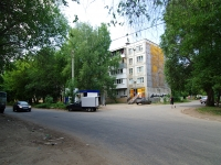 Самара, улица Ташкентская, дом 168. многоквартирный дом