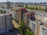 Samara, Tashkentskaya st, house 186А. Apartment house