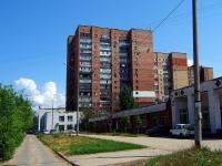 neighbour house: st. Tashkentskaya, house 194. Apartment house