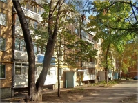 Samara, Tashkentskaya st, house 132. Apartment house