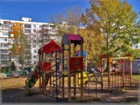 Samara, Tashkentskaya st, house 150. Apartment house