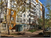 Samara, Tashkentskaya st, house 154. Apartment house