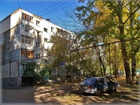 Samara, Tashkentskaya st, house 158. Apartment house