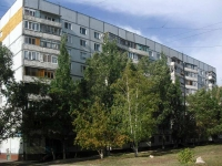 Samara, Tashkentskaya st, house 238. Apartment house