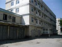 Samara, st Tovarny dvor, house 18А. office building