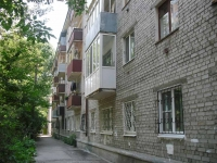 Samara, Turgenev alley, house 23. Apartment house
