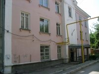 neighbour house: alley. Turgenev, house 25. Apartment house