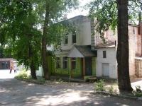 Samara, alley Turgenev, house 27. Apartment house