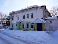 Самара, Тургенева переулок, дом 27. многоквартирный дом